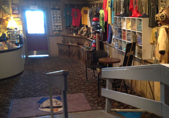 Check Out Our Gift Shop