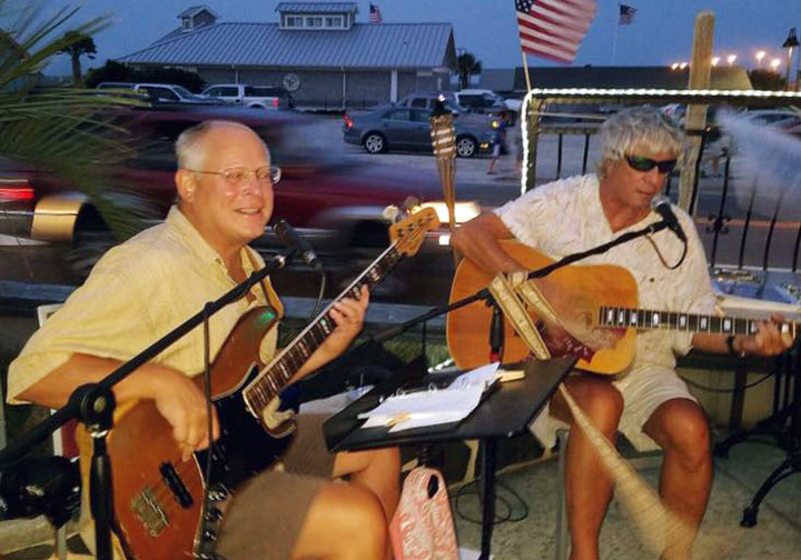 We Have Live Music On Weekends!