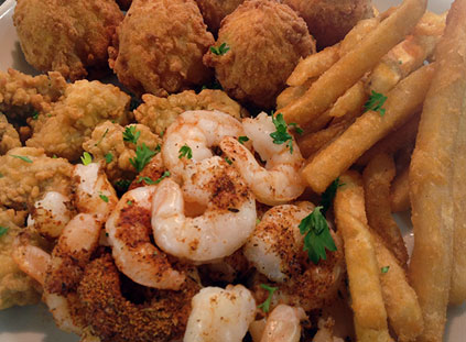 Calabash Style Seafood Feast